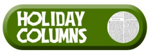 holiday columns