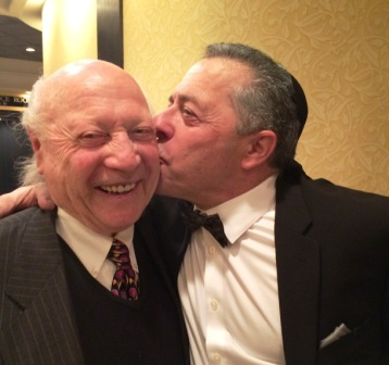 Jeff shows his gratitude to his dad Abner Rubin