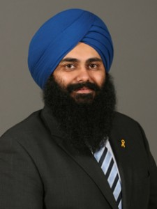 Minister of State (Multiculturalism) Tim Uppal