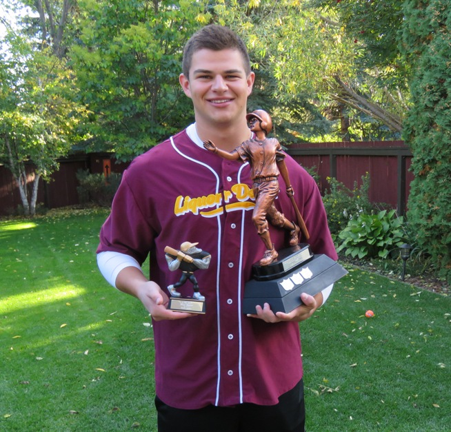Noah Soifer, from Team Liquor Depot was awarded the Silver Slugger trophy as well as Most Valuable Player.