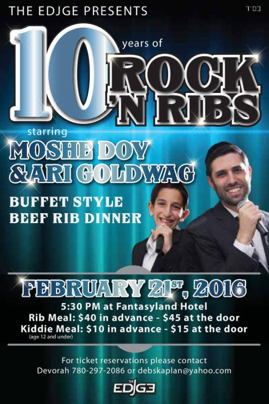 rock and ribs