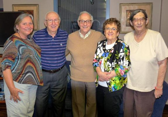Members of the Edmonton panel.