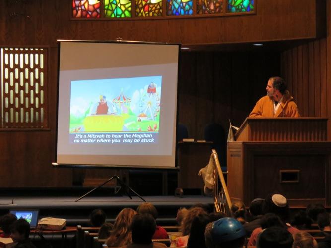 Megillah Reading - Beth Shalom