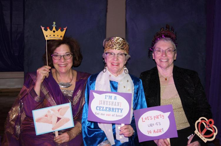 Purim at Beth Israel