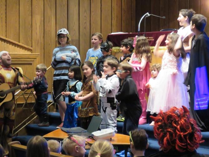 Talmud Torah Choir