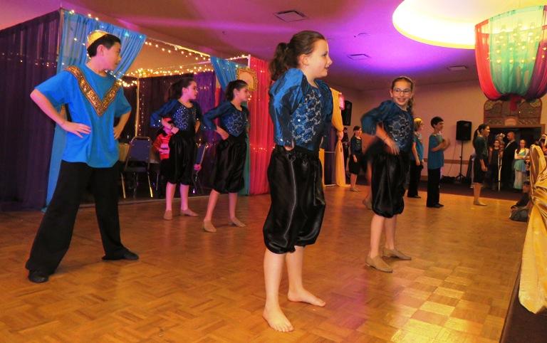 The Aviv Dancers