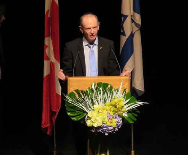 Negev Gala Chair Dr. Errol Raff